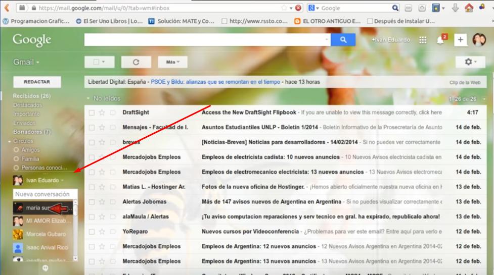 Como hacer videollamda en Gmail