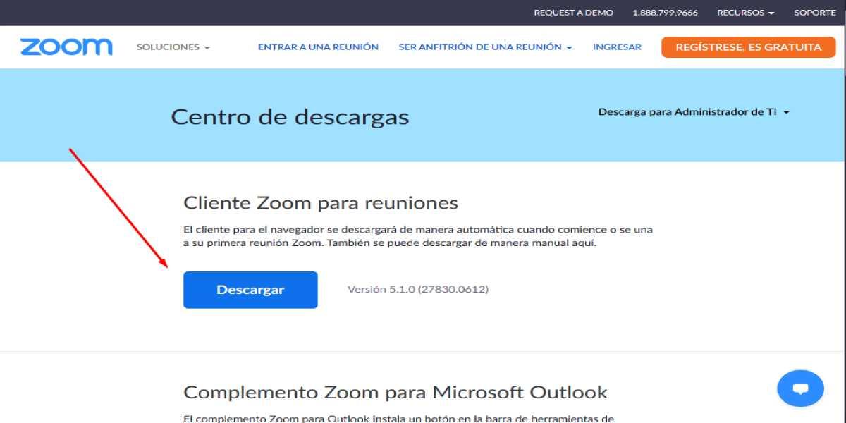 Descargar Zoom PC
