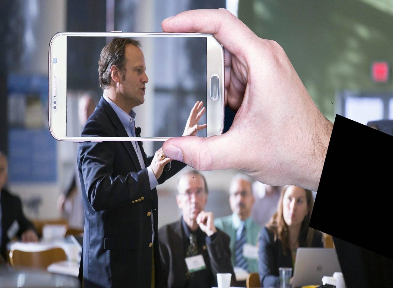 omo hacer videollamadas con Google Meet