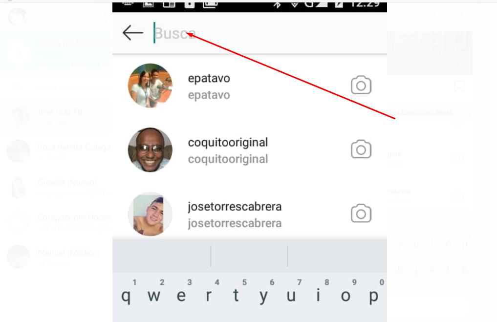 Como hacer videollamadas por Instagram
