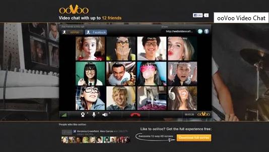 Mejores apps para videollamadas en grupo