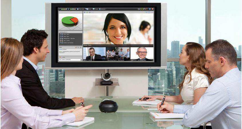 Sistemas de videoconferencias para empresas