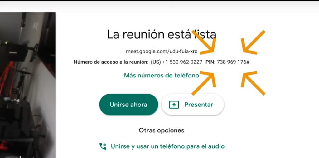 Como hacer una videollamada con Google Meet
